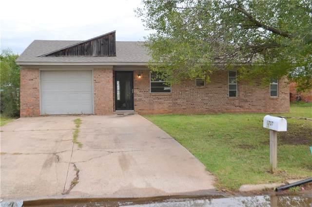 1707 Pecan Grove Street, Tecumseh, OK 74873 (MLS #979585) :: Keller Williams Realty Elite