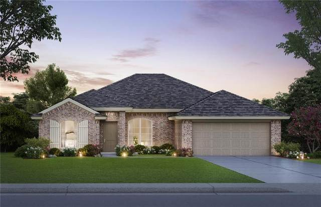 8600 NW 77th Place, Oklahoma City, OK 73132 (MLS #979592) :: Erhardt Group