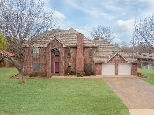 409 Buena Vista Street, Altus, OK 73521 (MLS #979599) :: Meraki Real Estate