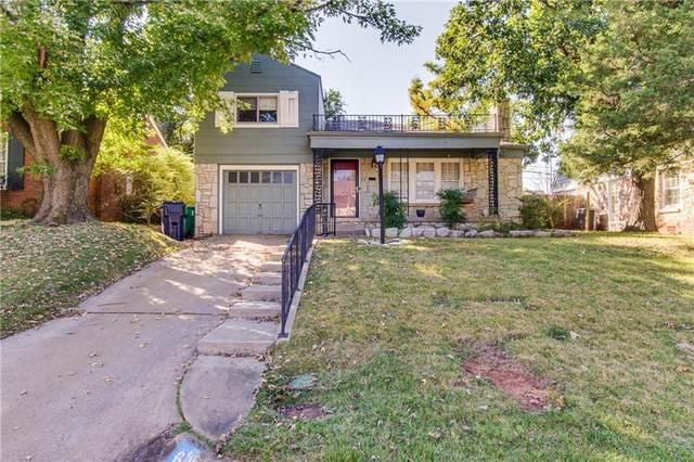 608 NW 37th Street, Oklahoma City, OK 73118 (MLS #979611) :: Erhardt Group