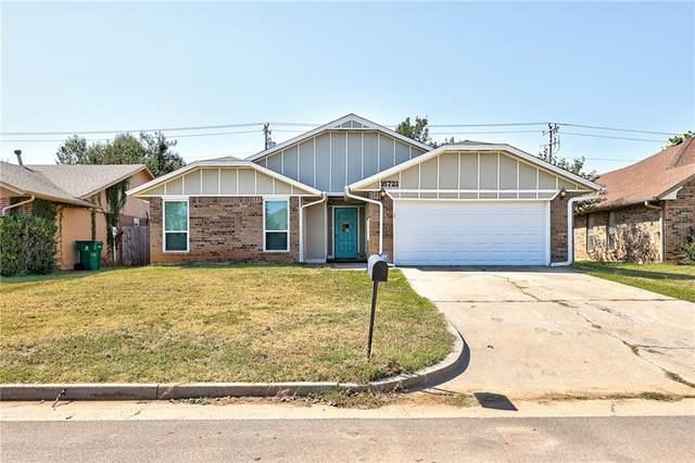 16721 Sumac Drive, Edmond, OK 73012 (MLS #979618) :: Erhardt Group