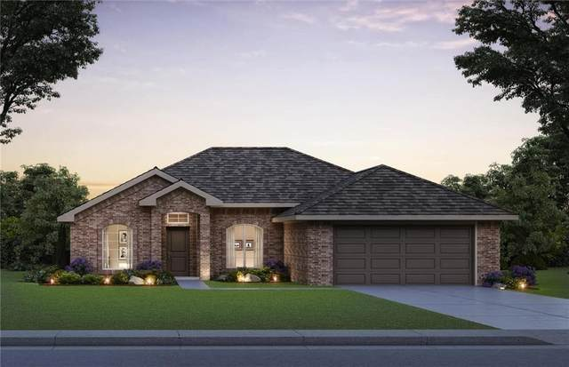 8609 NW 77th Place, Oklahoma City, OK 73132 (MLS #979626) :: Erhardt Group