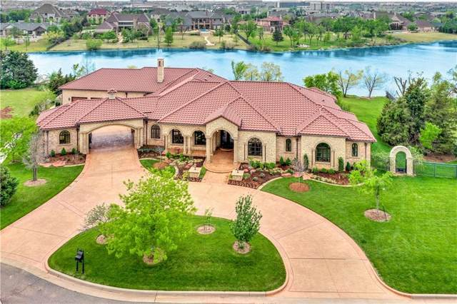 15532 Laguna Drive, Edmond, OK 73013 (MLS #979629) :: Keller Williams Realty Elite