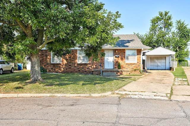 113 W Myrtle Drive, Midwest City, OK 73110 (MLS #979635) :: Meraki Real Estate