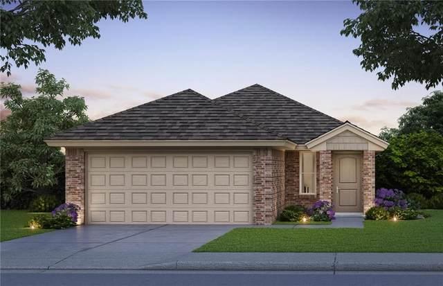 3724 Apple Villas Circle, Moore, OK 73160 (MLS #979638) :: KG Realty