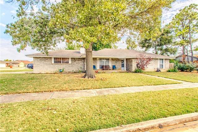 808 Brent Drive, Moore, OK 73170 (MLS #979639) :: Keller Williams Realty Elite