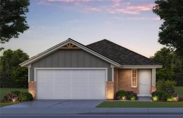 3800 Apple Villas Circle, Moore, OK 73160 (MLS #979664) :: KG Realty