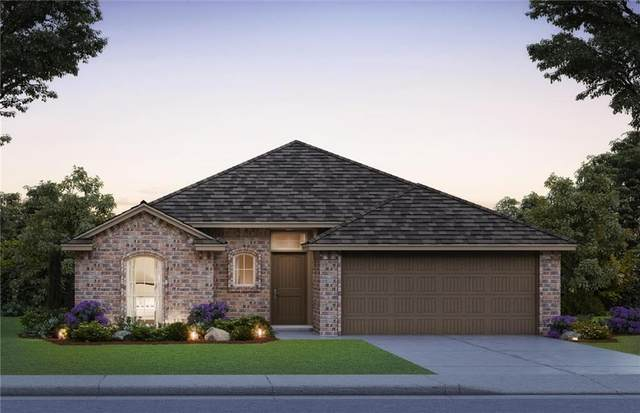 3812 Apple Villas Circle, Moore, OK 73160 (MLS #979671) :: KG Realty