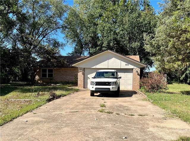 800 E Hawks Nest Drive, Norman, OK 73072 (MLS #979725) :: Keller Williams Realty Elite