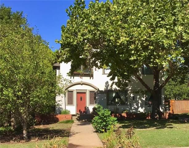 1501 NW 38th Street, Oklahoma City, OK 73118 (MLS #979727) :: Homestead & Co