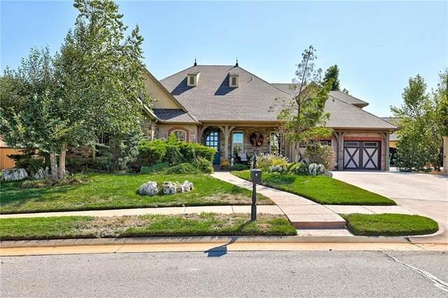 7840 NW 131st Street, Oklahoma City, OK 73142 (MLS #979781) :: KG Realty