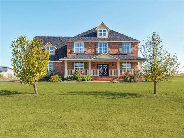 17300 Barrington Hills Lane, Edmond, OK 73012 (MLS #979790) :: Keller Williams Realty Elite