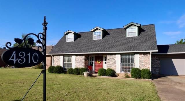 4310 N Bison Road, Shawnee, OK 74804 (MLS #979801) :: 580 Realty