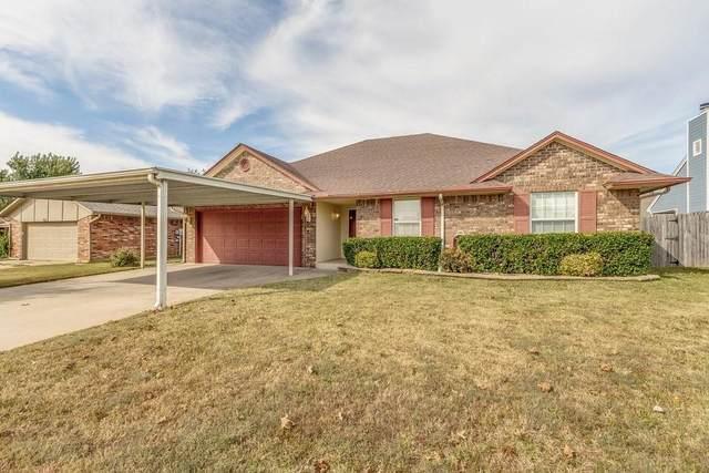 329 W Branches Way, Mustang, OK 73064 (MLS #979810) :: Meraki Real Estate