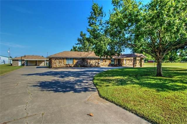 106 Marigold Drive, Tuttle, OK 73089 (MLS #979818) :: Keller Williams Realty Elite