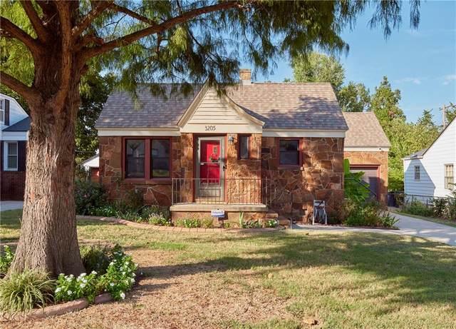 3205 NW 25th Street, Oklahoma City, OK 73107 (MLS #979819) :: Meraki Real Estate