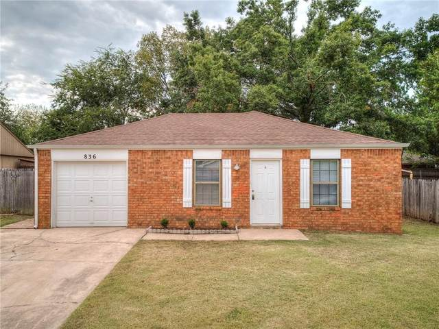 836 Hawks Nest Drive, Norman, OK 73072 (MLS #979866) :: Keller Williams Realty Elite