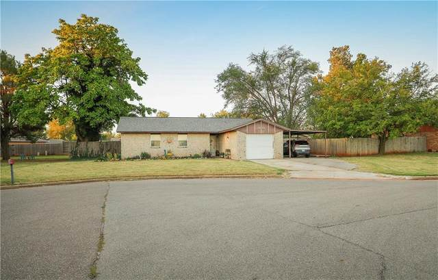 1406 Beth Court, Elk City, OK 73644 (MLS #979885) :: Homestead & Co
