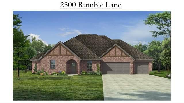 2500 Rumble Lane, Edmond, OK 73034 (MLS #979930) :: Keller Williams Realty Elite