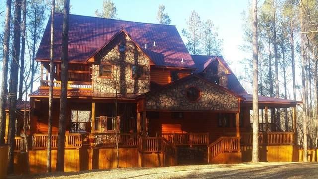 125 Ridgeline Trail, Broken Bow, OK 74728 (MLS #979960) :: Keller Williams Realty Elite