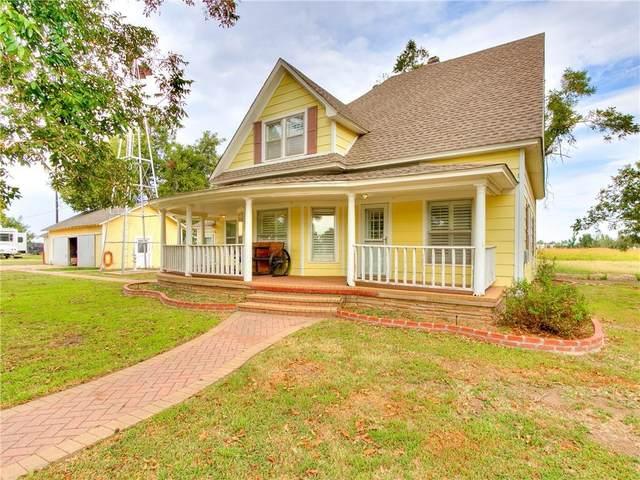 311 S Pine Street, Crescent, OK 73028 (MLS #979972) :: Homestead & Co
