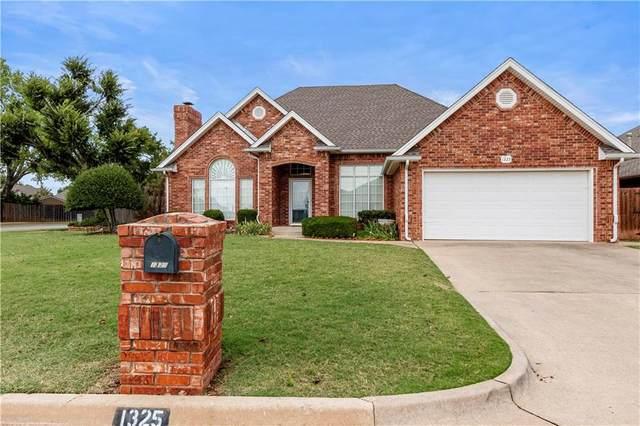 1325 SW 113th Street, Moore, OK 73127 (MLS #979973) :: Meraki Real Estate