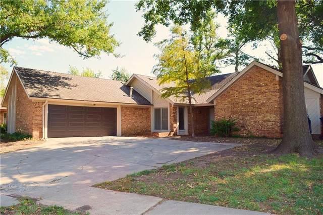 2412 SW 125th Street, Oklahoma City, OK 73170 (MLS #979982) :: Keller Williams Realty Elite