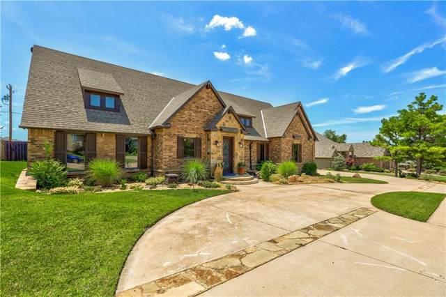 3200 Sawgrass Road, Edmond, OK 73034 (MLS #979987) :: 580 Realty
