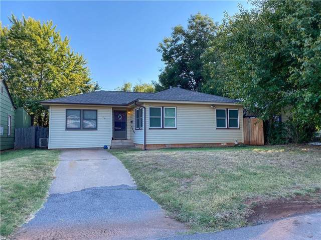 908 W C Avenue, Elk City, OK 73644 (MLS #980022) :: Homestead & Co