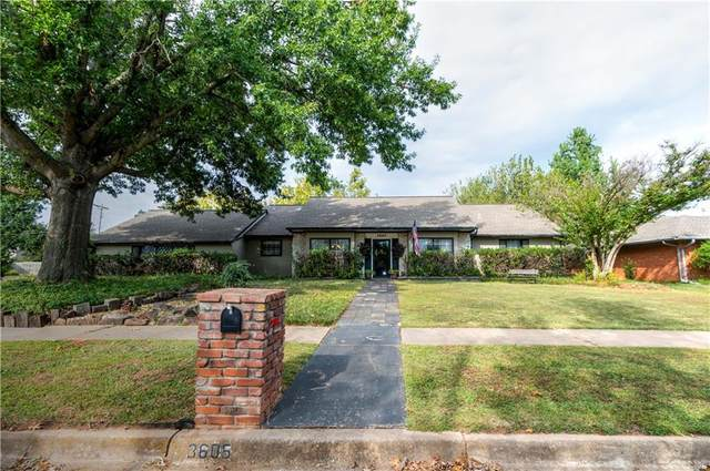 3605 Patterson Drive, Edmond, OK 73013 (MLS #980041) :: Meraki Real Estate