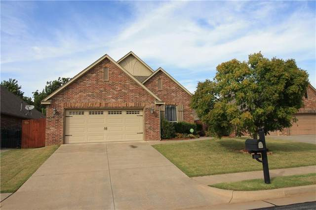 3121 Sw 136th Terrace, Oklahoma City, OK 73170 (MLS #980056) :: Keller Williams Realty Elite