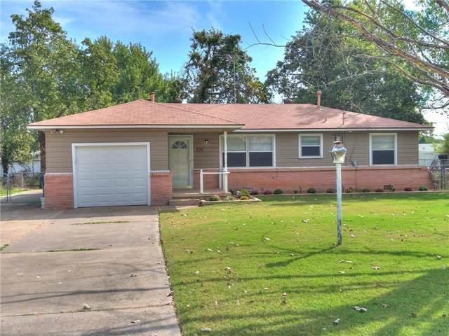 230 N Blake Drive, Midwest City, OK 73130 (MLS #980059) :: Meraki Real Estate