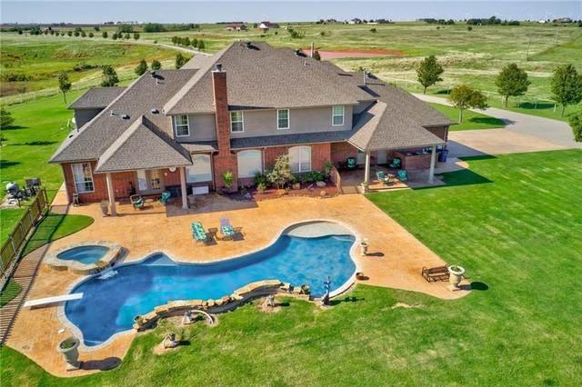 6988 NW Richland Road, Piedmont, OK 73078 (MLS #980092) :: 580 Realty