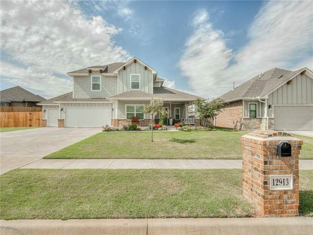 12913 Firerock Circle, Oklahoma City, OK 73142 (MLS #980094) :: Meraki Real Estate