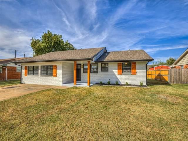 815 Sunset Drive, Edmond, OK 73003 (MLS #980098) :: Keller Williams Realty Elite
