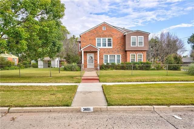 3601 NW 19th Street, Oklahoma City, OK 73107 (MLS #980133) :: KG Realty