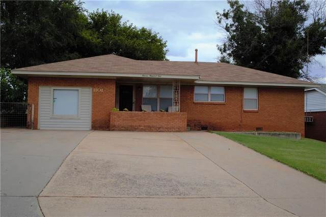 1101 S Wilson, Clinton, OK 73601 (MLS #980142) :: Homestead & Co