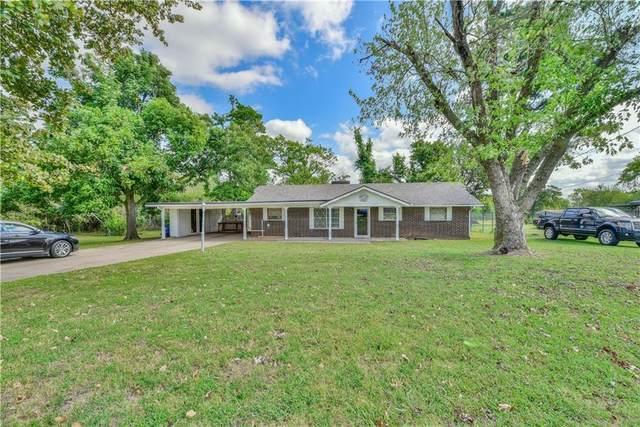3542 Cox Street, Choctaw, OK 73020 (MLS #980152) :: KG Realty