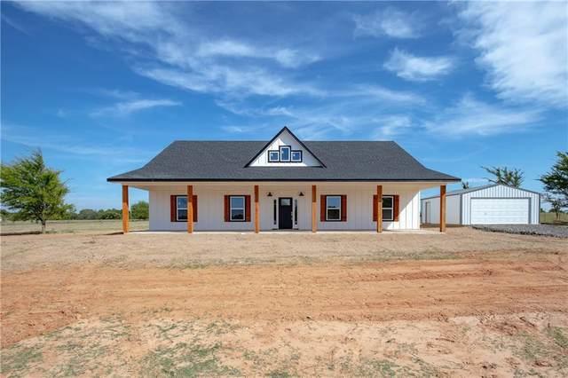 10617 N County Road 3380, Byars, OK 74831 (MLS #980157) :: 580 Realty