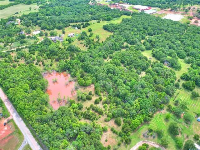 00 N Pottawatomie Road, Harrah, OK 73045 (MLS #980161) :: Meraki Real Estate