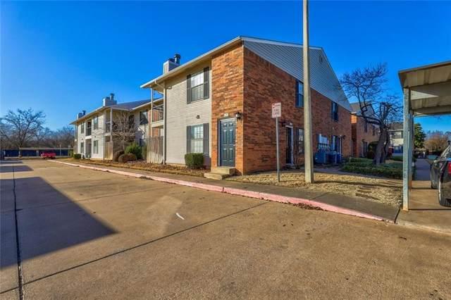 3000 Chautauqua Avenue #127, Norman, OK 73072 (MLS #980205) :: KG Realty
