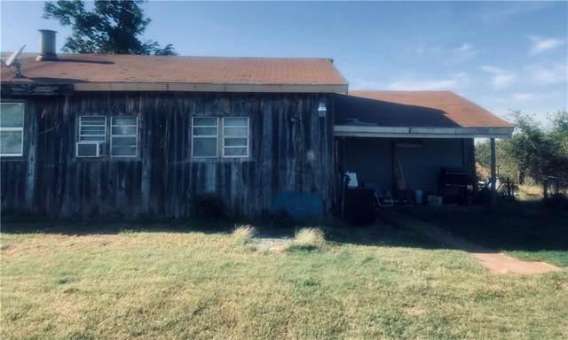 23650 W U.S. Route 66 Highway, Calumet, OK 73014 (MLS #980210) :: Homestead & Co