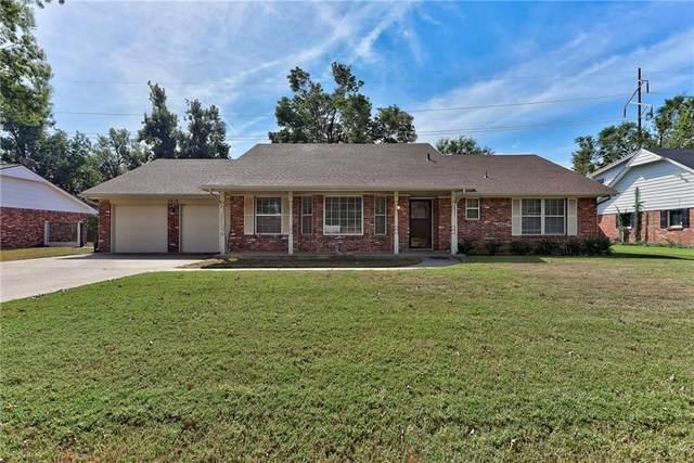 2618 Beaurue Drive, Norman, OK 73069 (MLS #980221) :: Homestead & Co