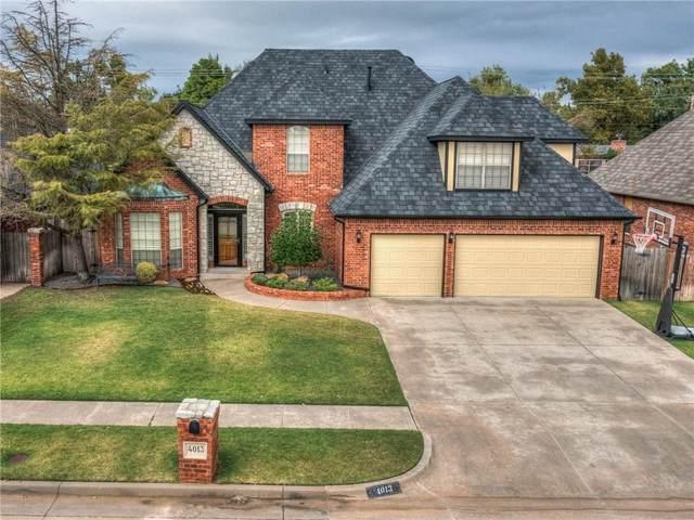 4013 Sam Gordon Drive, Norman, OK 73072 (MLS #980222) :: Homestead & Co