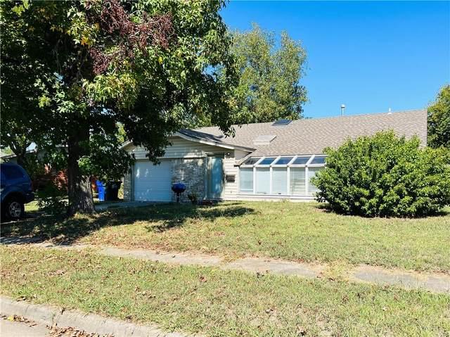 1511 S Sunrise Circle, Norman, OK 73071 (MLS #980255) :: Keller Williams Realty Elite