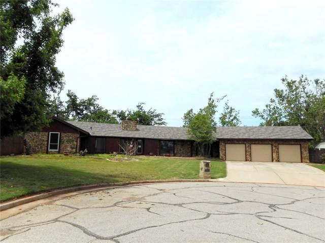 5808 NW 109th Street, Oklahoma City, OK 73162 (MLS #980263) :: Meraki Real Estate