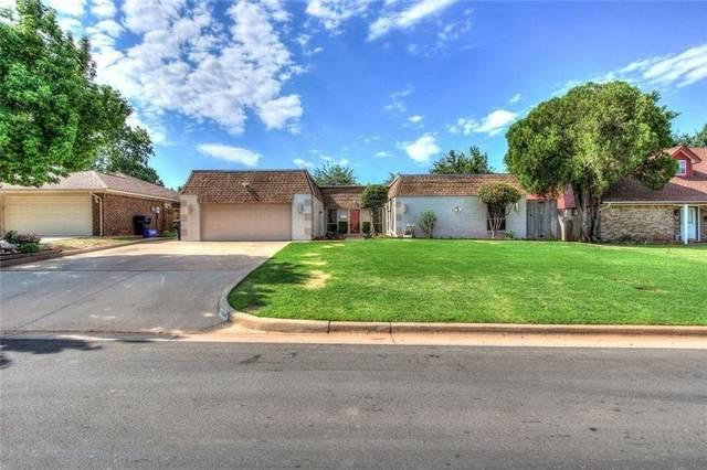 2308 NW 115th Street, Oklahoma City, OK 73120 (MLS #980269) :: Homestead & Co