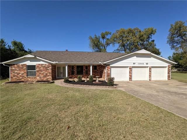 13945 Hummingbird Circle, Choctaw, OK 73020 (MLS #980305) :: 580 Realty