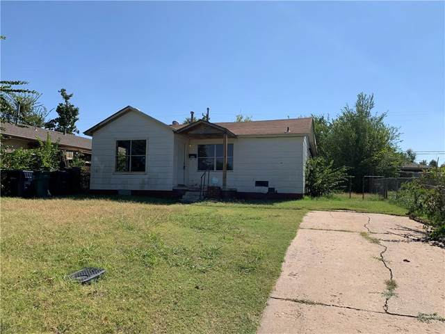 3210 SW 24th Street, Oklahoma City, OK 73108 (MLS #980312) :: Homestead & Co
