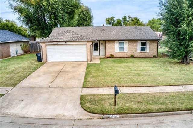 1505 NE 5th Street, Moore, OK 73160 (MLS #980328) :: Meraki Real Estate
